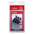 Canon 4541B006|CLI-526 Tintenpatrone MultiPack C,M,Y, Inhalt 462/437/450 Seiten f