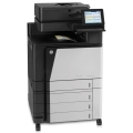 Color LaserJet Enterprise flow M 880 Series