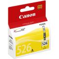 Canon 4543B001|CLI-526 Y Tintenpatrone gelb, 450 Seiten ISO/IEC 24711, Inhalt 9 ml f