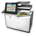 PageWide Enterprise Color Flow MFP 586 dn